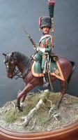 MCC/1 Mounted Chasseur a Cheval De La Guarde Imperial